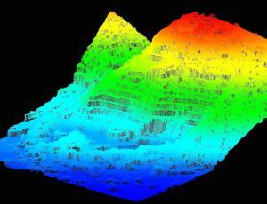 Modello digitale del Terreno (DTM)